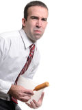избалованная еда Стоковое Фото