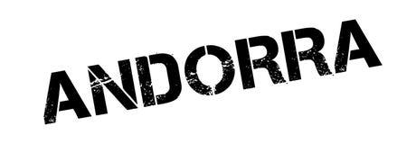 Избитая фраза Андорры стоковое изображение