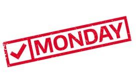 Избитая фраза понедельника Стоковое фото RF