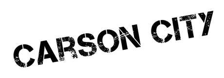 Избитая фраза Carson City Стоковые Фото