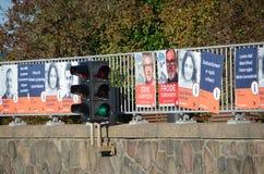 Избрание в Дании стоковое изображение rf