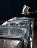 Избрания в Украине стоковые фото