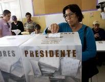 избрания Мексика Стоковая Фотография RF