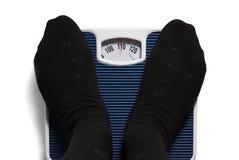 избыточный вес Стоковые Изображения RF
