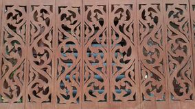 Изваянная древесина стоковые фото
