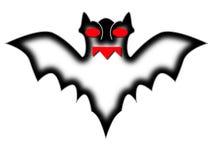 Изверг хеллоуина летучей мыши Стоковое Изображение RF