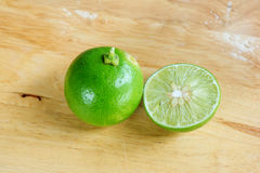 Известка лимона Стоковые Изображения