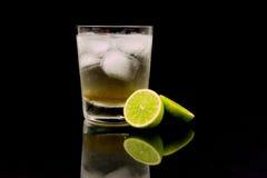 известка лимона bitters Стоковые Фотографии RF