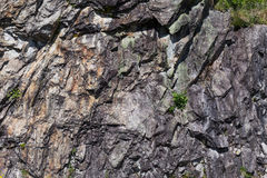 известковые скалы горы стоковое изображение rf