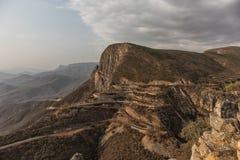 Известная горная цепь Leba в Lubango anisette Стоковое Изображение