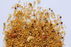 Известная индийская смесь закуски Стоковая Фотография RF