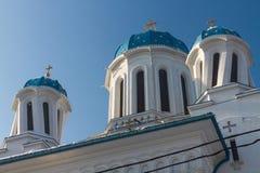 Известная церковь в Chernivtsi Стоковые Изображения RF