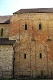 Известная церковь романск стоковое изображение