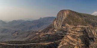 Известное serra горы Leba в Lubango anisette Стоковое Изображение