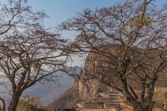 Известное serra горы Leba в Lubango anisette Стоковая Фотография