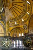 известное sophia istanbul hagia Стоковые Изображения RF