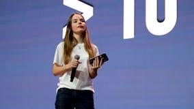 Известные русские блоггер и vlogger Sasha Spilberg