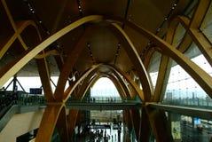 Известный авиапорт Kunming в провинции Юньнань стоковые изображения rf