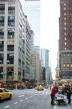 Известный взгляд центрального Нью-Йорка Стоковое фото RF