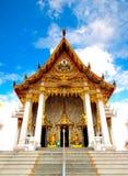Известный висок в Бангкоке Таиланде Стоковые Изображения