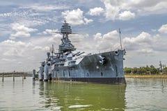 Известный линкор Dreadnought стоковое фото rf