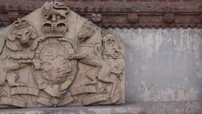 Известный исторический музей Лахора сток-видео