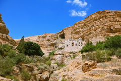 Известный правоверный монастырь St. George стоковое фото