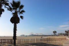 Известный пляж Стоковое Фото