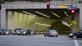 Известный тоннель городской сток-видео