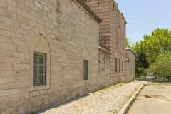 Известный университет Laleli в Стамбуле, Стоковые Фото