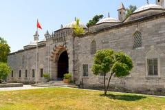 Известный университет Laleli в Стамбуле, Стоковые Фотографии RF