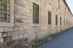 Известный университет Laleli в Стамбуле, Стоковая Фотография RF