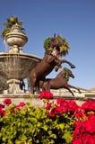 известный фонтан scottsdale Стоковые Фото