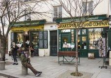 Известный bookstore Стоковые Изображения RF