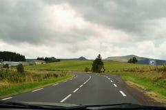 Извилистая дорога Стоковая Фотография RF
