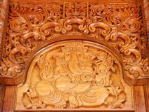 Изгибать работу в Temple-6 стоковые изображения