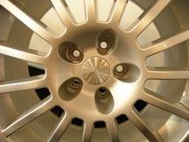 изготовленное на заказ колесо оправы Стоковые Фото