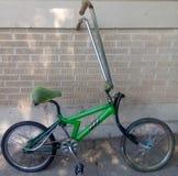 Изготовленный на заказ велосипед штанги крысы стоковая фотография rf