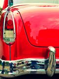 Изготовленный на заказ старый автомобиль Стоковое фото RF