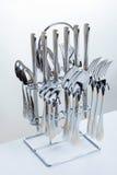 изделия ложки серии штепсельной вилки кухни изображений Стоковое Изображение