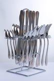 изделия ложки серии штепсельной вилки кухни изображений Стоковая Фотография