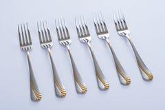 изделия ложки серии штепсельной вилки кухни изображений Стоковая Фотография RF