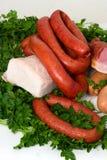 изделия сосиски стоковая фотография rf