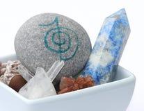 излечивать камни Стоковое Изображение RF