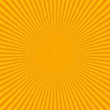 Излучающий фон с иллюстрацией вектора sunburst луча бесплатная иллюстрация