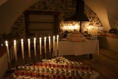 Изменение десерта Стоковое Изображение RF