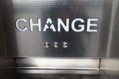 изменение стоковые изображения rf