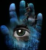 Изменения ДНК бесплатная иллюстрация