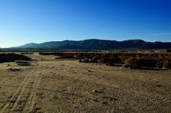 измените греть соли озера климата сухой гловальный Стоковое Изображение RF
