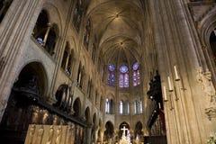 измените notre paris dame собора Стоковое Фото
